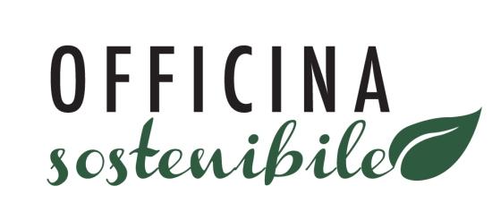 logo officina sostenibile